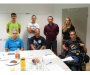 Innovia conducts student focus group