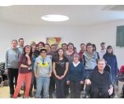TeilnehmerInnen des Peer Beratungslehrgangs