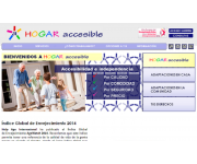 Hogar Accesible - solutions for independent living and accessibility to improve the quality of life of all citizens