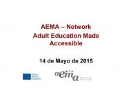 Primer Webinar de la Red AEMA en España