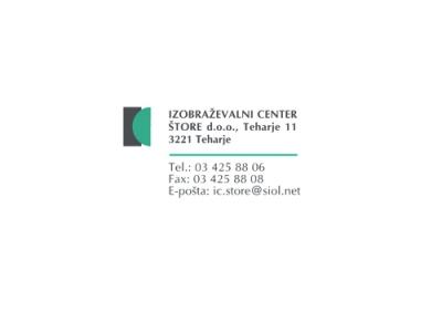 Izobraževalni center Štore d.o.o., Teharje 11, 3221 Teharje